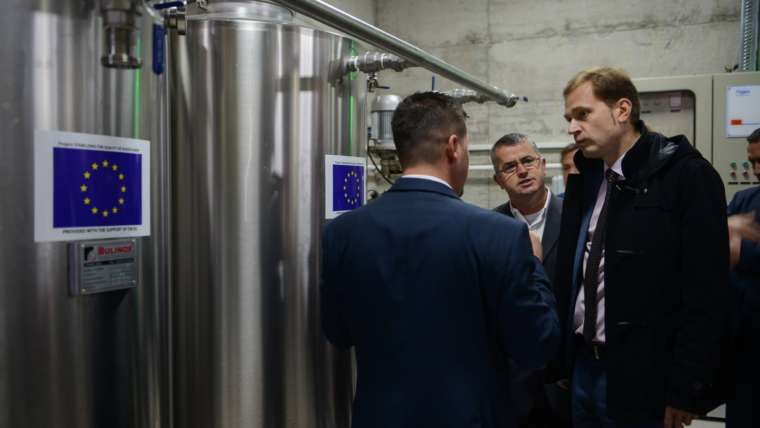 EU supports wine processing company BIOPAK